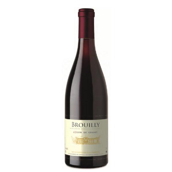 Brouilly Coeur de Granit Beaujolais Vins Rouges