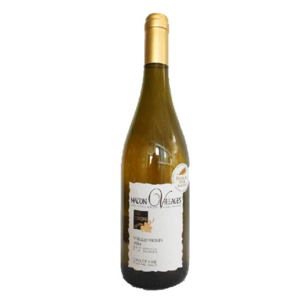 Mâcon-villages Vieilles Vignes Vins Blancs