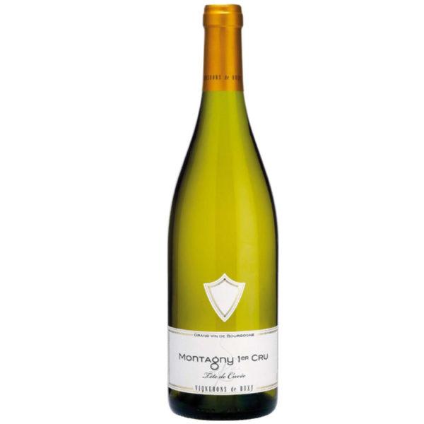Montagny 1er Cru Chardonnay Bourgogne Vins Blancs