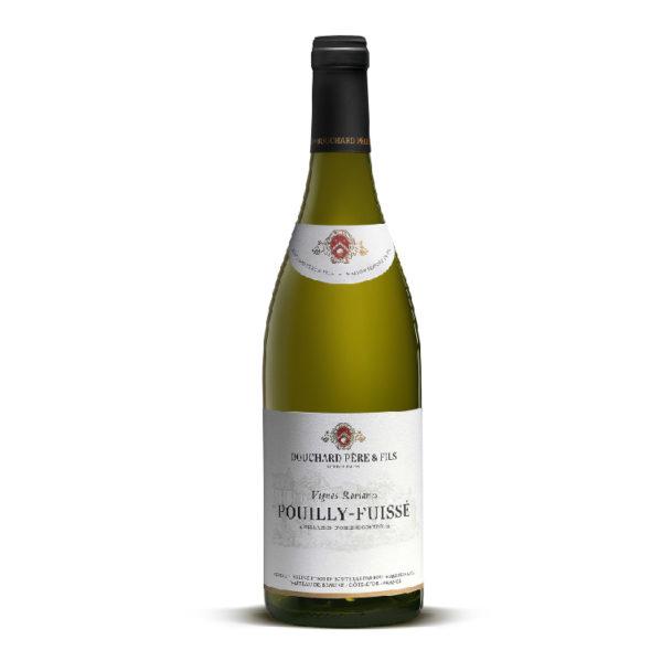 Pouilly-Fuissé Chardonnay Bourgogne Vins Blancs