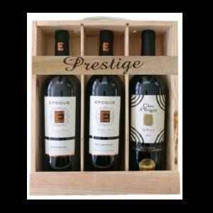 Bouteille Bergerac - Pécharmant - Montravel Sec - Coffret vin Vin Rouge Vin Blanc
