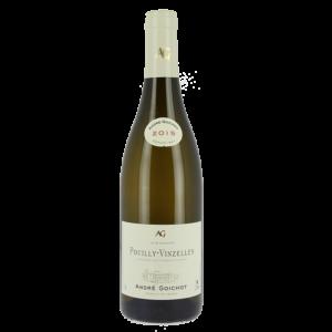 Pouilly-Vinzelles 2015 Chardonnay Bourgogne